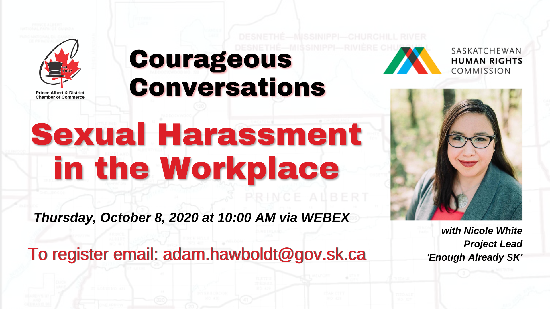 Courageous Conversations-Sask Human Rights