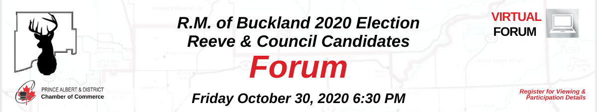 RM of Buckland Forum Header