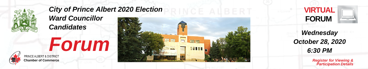 Ward Candidates Forum-City of Prince Albert