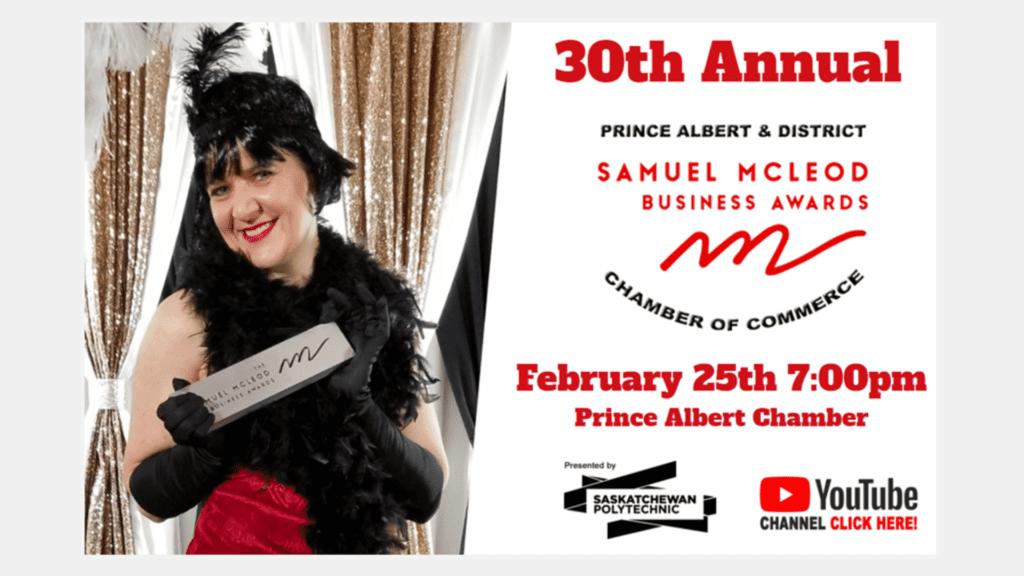 Samuel McLeod Business Awards