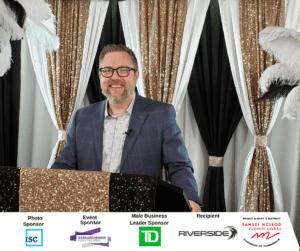 Joe Weinrich - Male Business Leader Award - Riverside Dodge