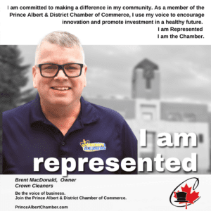 Brent MacDonald - Crown Cleaners - I Am the Chamber